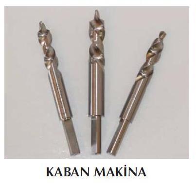 комплект сверл для сверления отверстий под ручку в ПВХ профиле, сверла KONIG, сверление отверстий под ручку, сверла под ручку, сверла для копировально-фрезерных станков, сверла для KABAN, комплект сверл для KABAN