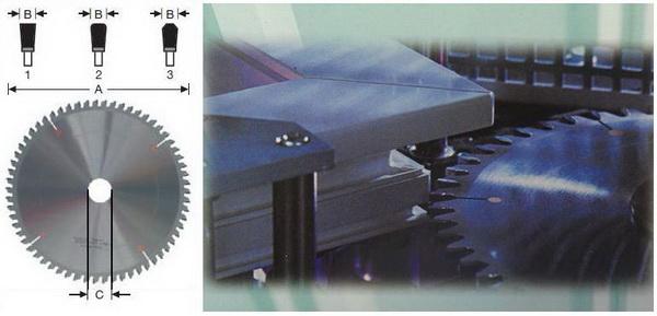 зачистные дисковые фрезы для удаления сварного шва внешнего угла ПВХ-окон