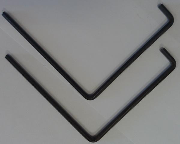 Регулировочный шестигранник, ключ для регулировки фурнитуры