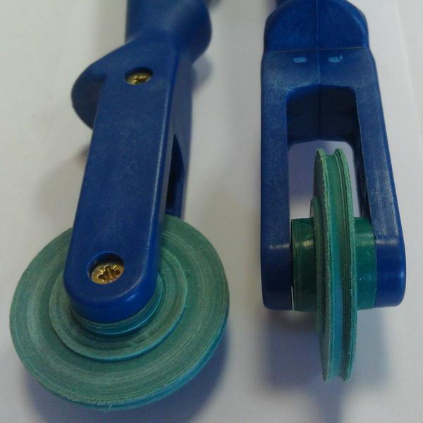 Ролик для закатки москитного шнура, ролик для москитной сетки, москитный ролик