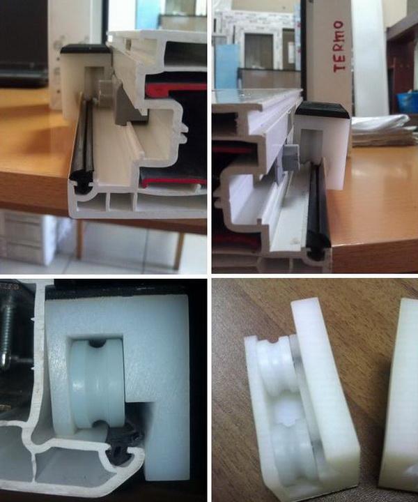 Ролик для закатки уплотнения, ролик для закатки резины, ролик для уплотнения, ролик-мышка для уплотнения