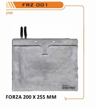 нагревательные плиты для сварочника FORZA, запасные зеркала для FORZA, запасные утюги для сварочного станка FORZA