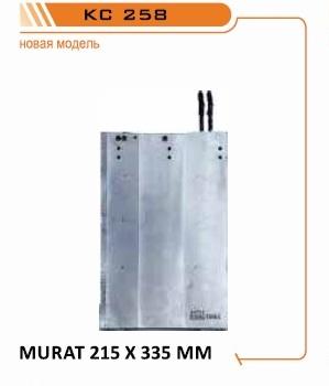 нагревательные зеркала для MURAT, сварные нагревательные утюги для MURAT, сварные пластины для сварочника MURAT