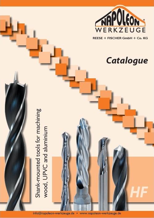концевые фрезы NAPOLEON, сверла NAPOLEON, концевой инструмент NAPOLEON, фрезы и сверла NAPOLEON для мебельного производства