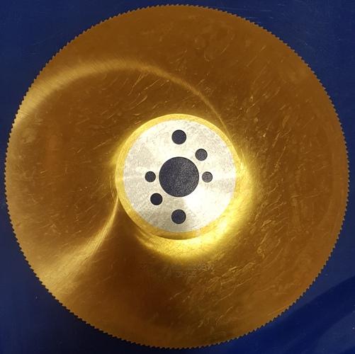 отрезные и прорезные дисковые фрезы с покрытием TIN, отрезные диски с покрытием TIN